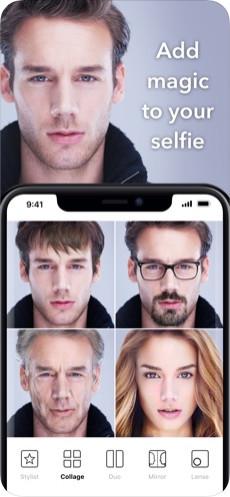 变老神器FaceApp5.3 最新版截图0