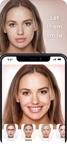 变老神器FaceApp5.3 最新版截图2