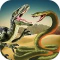 蟒蛇大战霸王龙官方版1.0