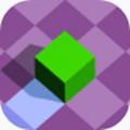 滚动绿块游戏1.0