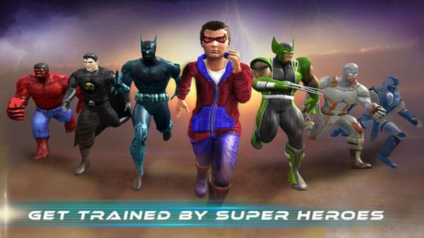 英雄少年蜘蛛侠官方版1.3截图0