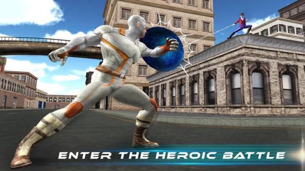 英雄少年蜘蛛侠官方版1.3截图1