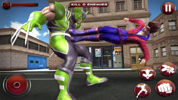 英雄少年蜘蛛侠官方版1.3截图2