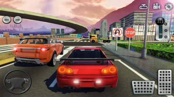 城市停车模拟器游戏2.0截图0