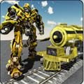 未来的机器人转型火车游戏完整版v1.0.3
