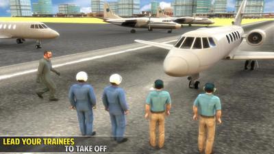 航空学校模拟器破解版0.8截图2