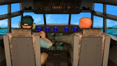 航空学校模拟器破解版0.8截图1