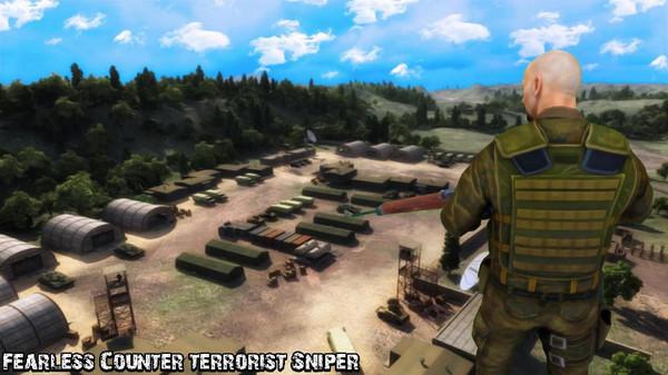边境狙击战游戏v0.8截图1
