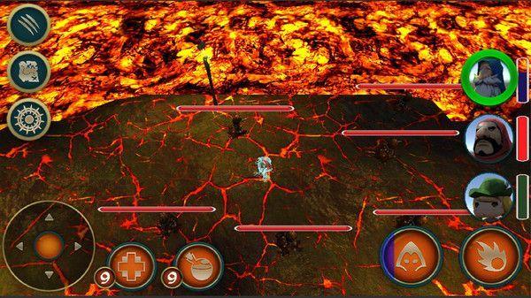 英雄冒险传说游戏1.09截图0