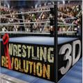 Wrestling Revolution 3D游戏手机版v1.620
