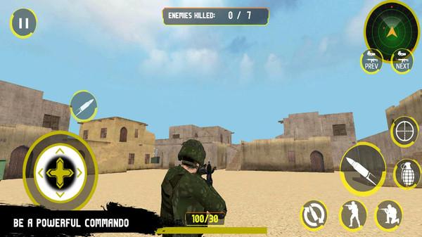 反恐射击行动安卓版1.0.13截图2
