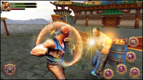 摔跤格斗游戏世界冠军安卓版