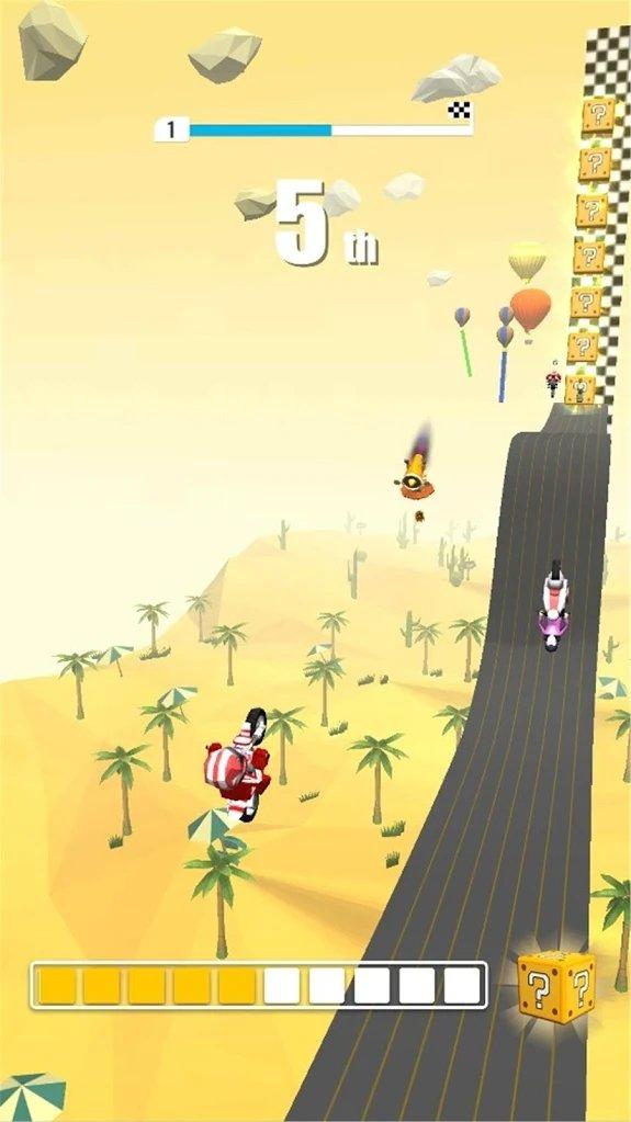 玩具摩托车手游版1.0截图0