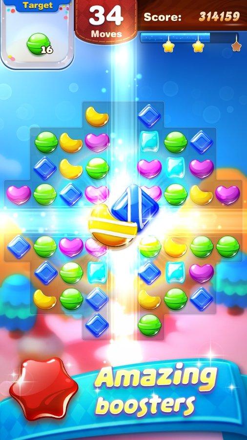 糖果世界-萌萌消安卓版8.80.0000截图1
