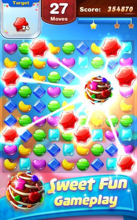 糖果世界-萌萌消安卓版8.80.0000截图2