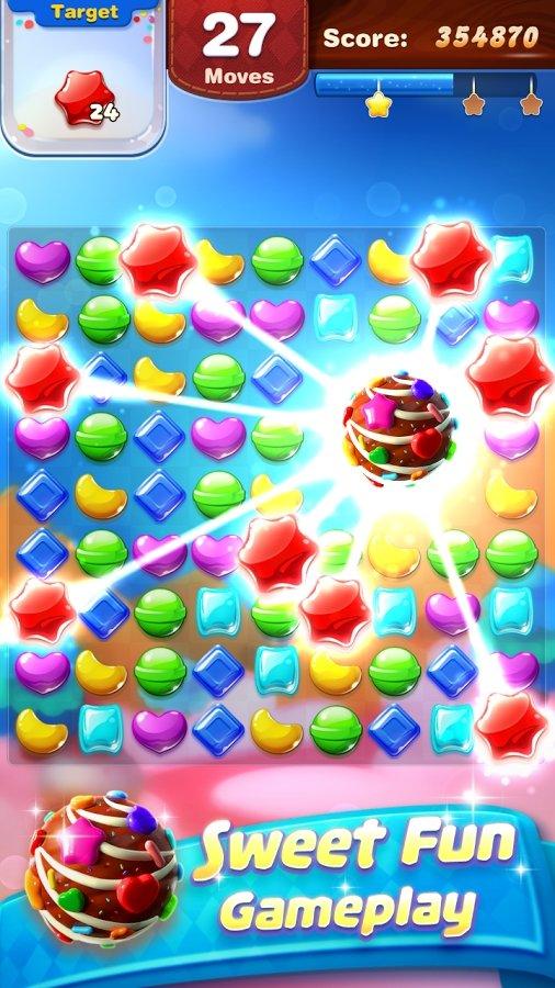 糖果世界-萌萌消安卓版8.80.0000截图3