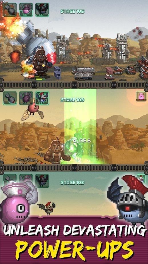 世界怪兽战争安卓版1.063截图0