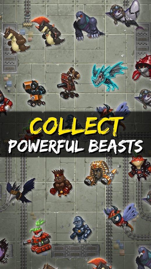 世界怪兽战争安卓版1.063截图2