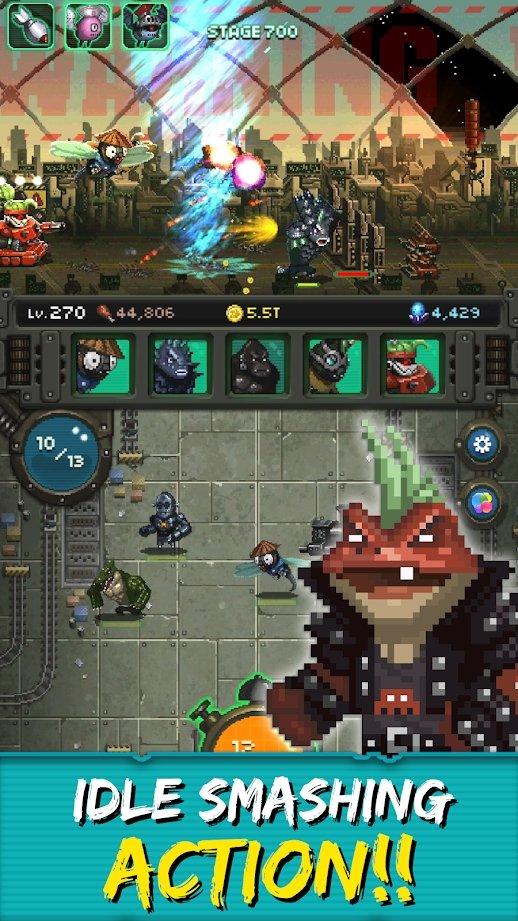世界怪兽战争安卓版1.063截图3