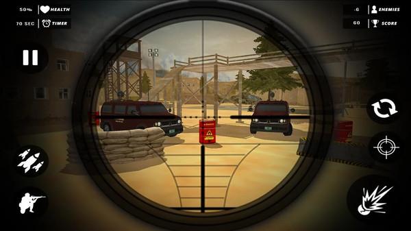 绳索英雄城市对狙游戏安卓版v1.1.1截图1