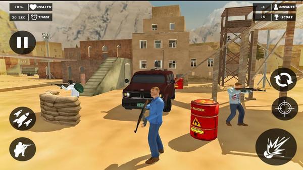 绳索英雄城市对狙游戏安卓版v1.1.1截图2