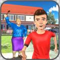 虚拟邻居男孩家庭游戏安卓版v1.0.7