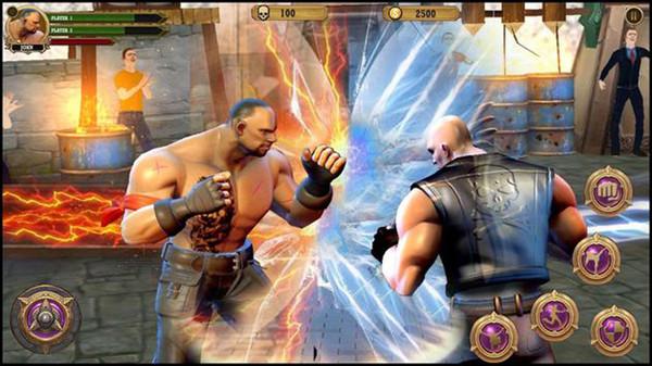 摔跤格斗游戏世界冠军安卓版v1.0截图0