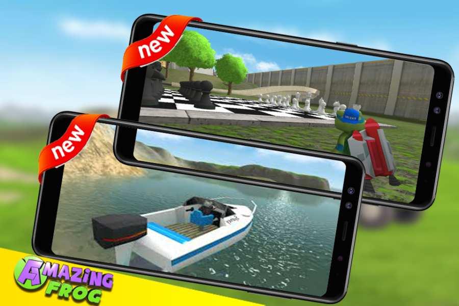 神奇特战青蛙模拟器安卓版v1.7截图2