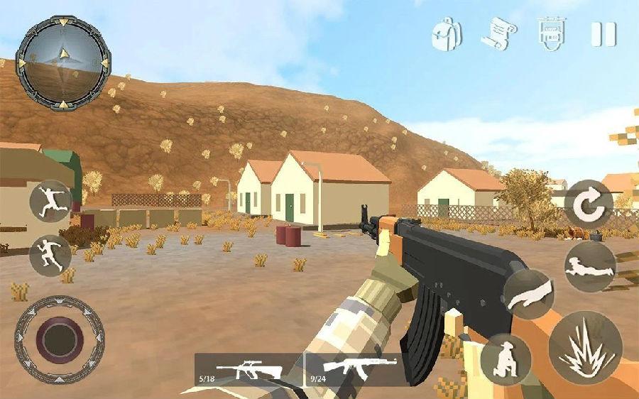 PixelBattleRoyale游戏最新版