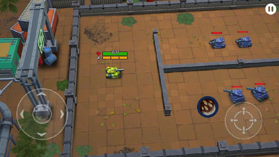 进击的坦克游戏官方版