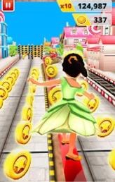 可爱公主跑酷手游版