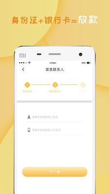 金毛狮王贷款appv1.0截图0