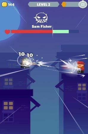 一枪英雄游戏1.0截图1