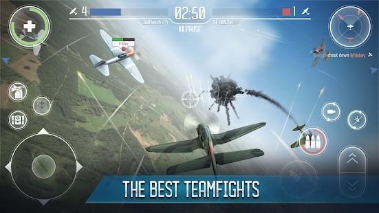 空战巨头国际之战手游1.0.1截图0