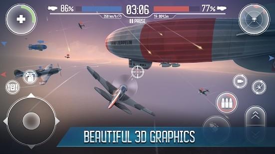 空战巨头国际之战手游1.0.1截图1