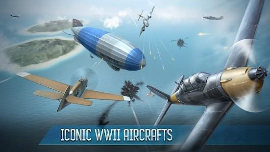 空战巨头国际之战手游1.0.1截图2