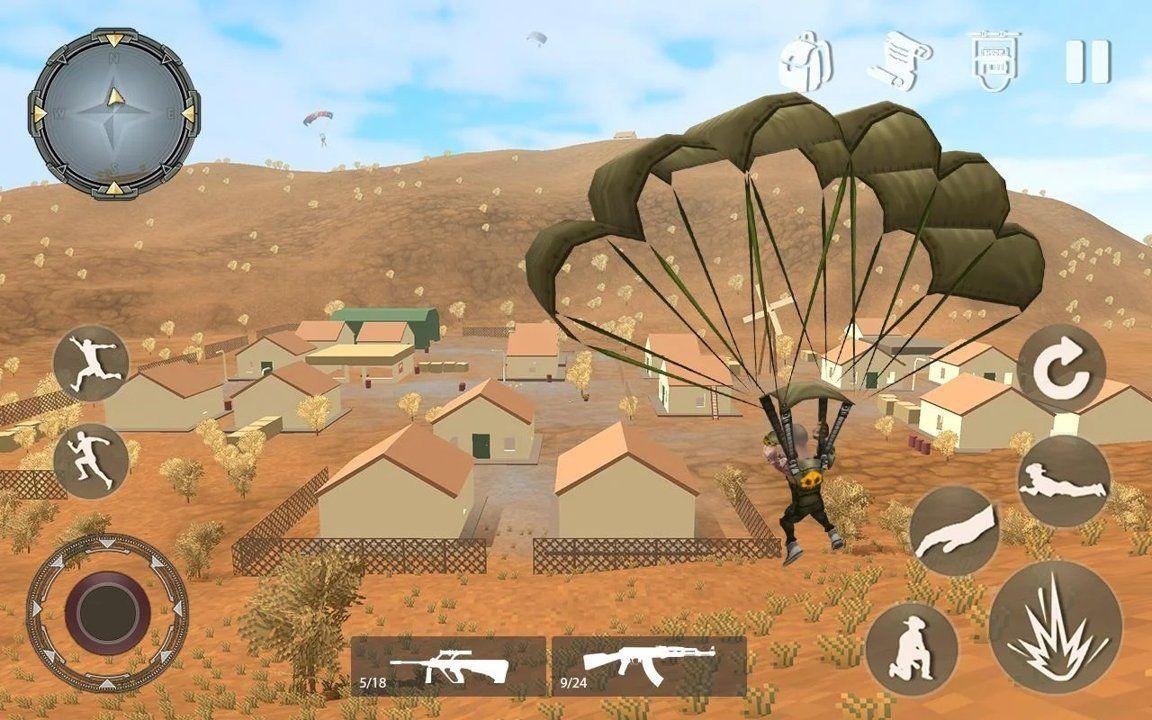 PixelBattleRoyale游戏最新版v1.1.4截图1