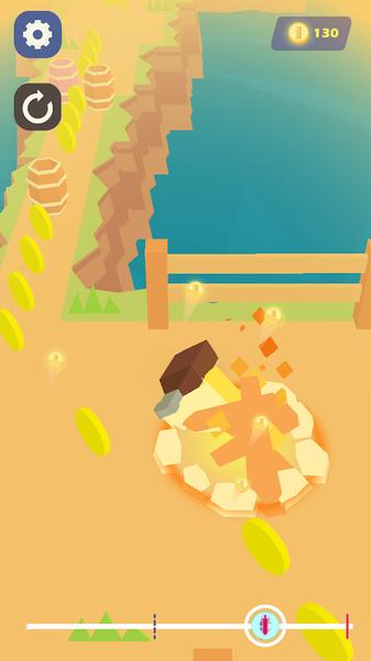 烤肠跑路手游版1.0.1截图2