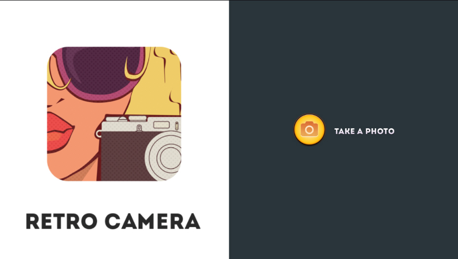 复古可爱相机app手机版v2.4截图2