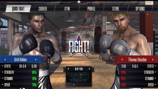 传说中的拳击冠军内购破解版1.0.6截图0