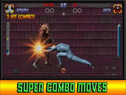 凡人街头战斗游戏安卓版9.0最新版截图1
