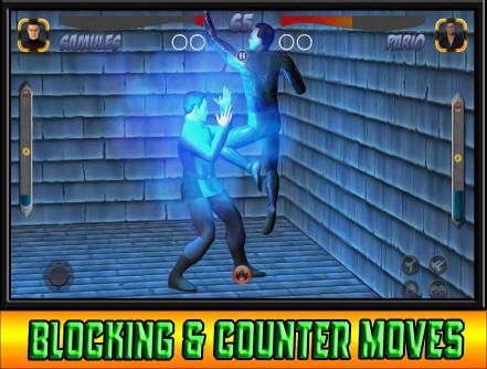 凡人街头战斗游戏安卓版9.0最新版截图2
