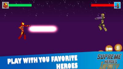 至尊火柴人战争游戏超级英雄版v0.8安卓版截图1
