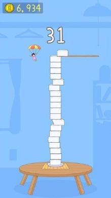 果冻女孩可以领红包的游戏1.0.4赚钱版截图0