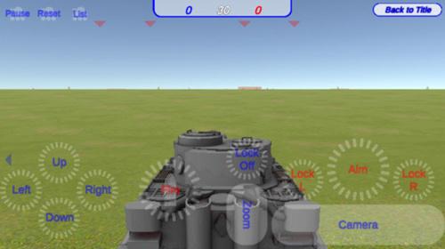 工艺坦克之战手游安卓版1.0官方版截图0