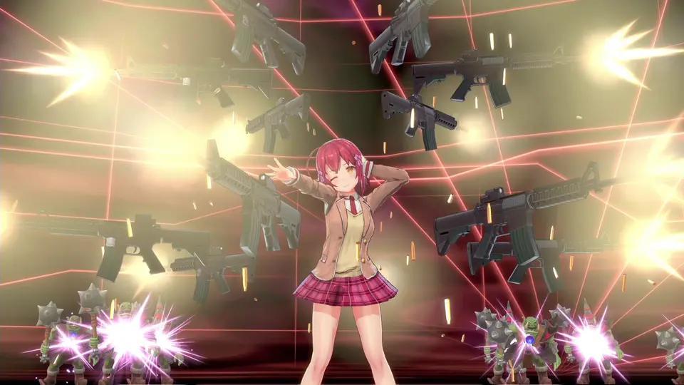 子弹少女幻想曲Bullet Girl Phantasia游戏攻略版