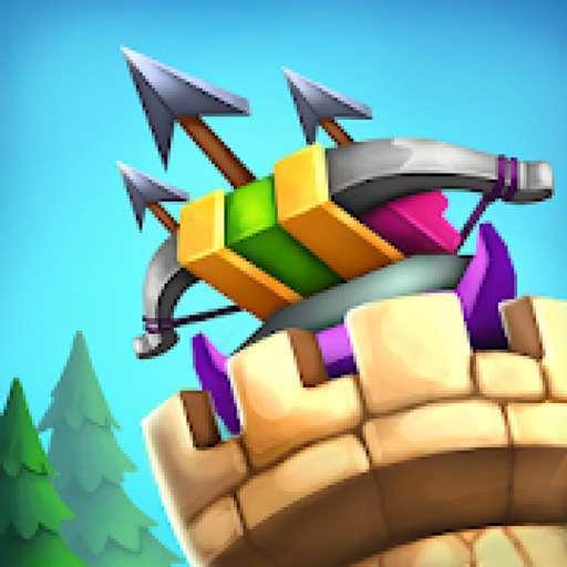 城堡保卫战无限金币版1.3