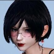 AI少女生化危机2重制版艾达王捏脸存档1.0