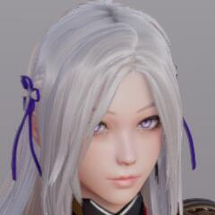 AI少女火焰纹章风花雪月艾黛尔贾特捏脸存档1.0