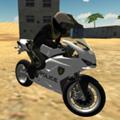 沙漠摩托模拟内购破解版v1.01竞速版